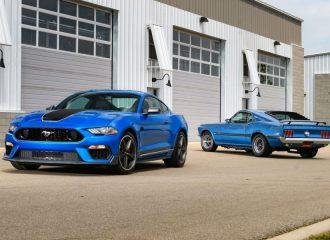 Γιατί η νέα Mustang χάνει σχεδόν 30 PS στην Ευρώπη;