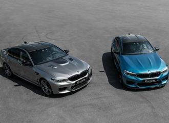 Βελτίωση BMW M5 πιο ακριβή από το αυτοκίνητο!