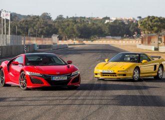 Η Honda γιορτάζει τα 30α γενέθλια του NSX (+video)