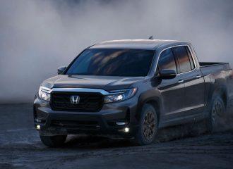 Πιο σκληρό το νέο Honda Ridgeline (+video)