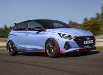 Νέο Hyundai i20 N 204 PS και επιρροές WRC (+video)