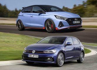 Σύγκριση: Hyundai i20 Ν ή VW Polo GTI;