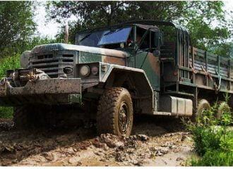 Γνωρίζετε ότι η Kia φτιάχνει στρατιωτικά οχήματα;