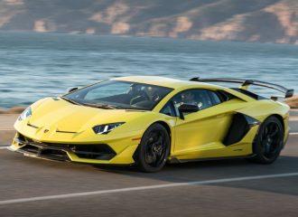 Lamborghini: «Μην οδηγείτε την Aventador SVJ!»