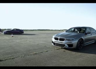 M5 800hp vs GT-R 1.600hp vs Ducati 220hp (+video)