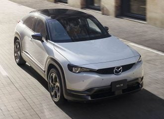 Νέο Mazda MX-30 με κινητήρα βενζίνης