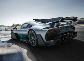Πάνω από 1.200 ίπποι για την κορυφαία Mercedes-AMG