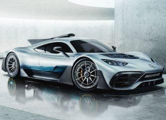 Ξεκινάει η παραγωγή του κτήνους Mercedes-AMG ONE!