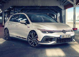 Νέο VW Golf GTI Clubsport με ψαγμένο μπλοκέ