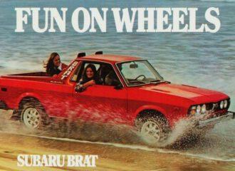 Το Subaru που «αρρώστησε» το Κογκρέσο!