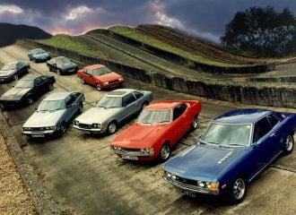 Μισός αιώνας Toyota Celica
