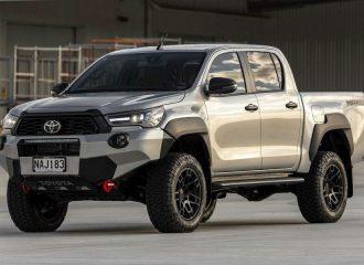 Το Toyota Hilux Mako προκαλεί το Ford Ranger Raptor