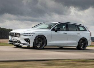 Βελτιωτική αφαίρεση του κόφτη της Volvo