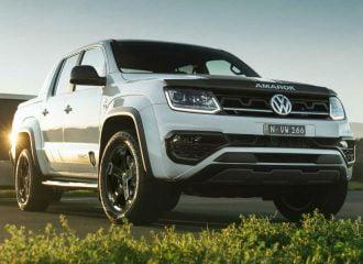 «Σκληρό ροκ» με το VW Amarok W580 (+video)