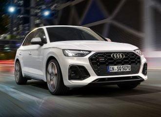 Νέο και πιο οικονομικό Audi SQ5 TDI με 700 Nm ροπής