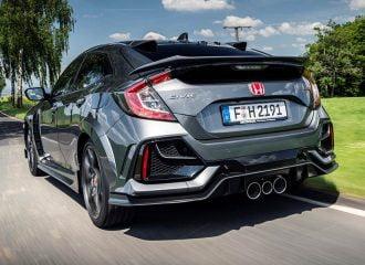 Οι τιμές των νέων Honda Civic Type R στην Ελλάδα