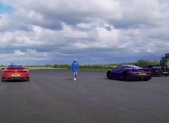 Η 911 Turbo S «αλανιάζει» τους Ιταλούς (+video)