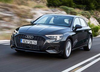 Δοκιμή Audi A3 Sportback 35 TFSI MHEV S tronic