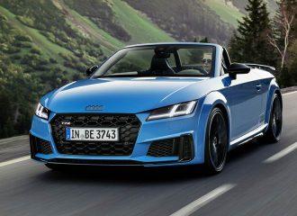 Ακόμα πιο δυνατό Audi TTS competition plus