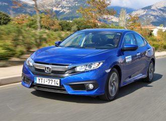 Αδιάθετα Honda Civic σε τιμές όνειρο