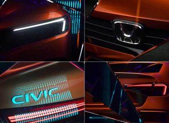 Ριζικά αλλαγμένο το νέο Honda Civic (+video)
