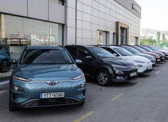 14 Hyundai Kona Electric για τον ΑΔΜΗΕ