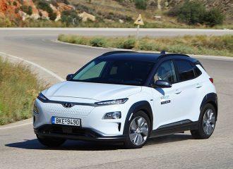 Πόσο ρεύμα καίει το Hyundai Kona Electric;