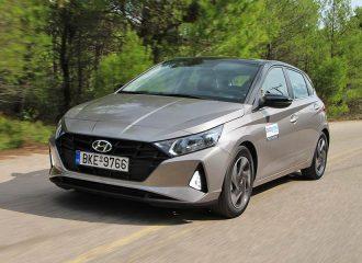 Δοκιμή Hyundai i20 1.2 λτ. MPi 84 hp