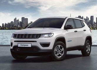 Ανεπανάληπτη τιμή για το Jeep Compass
