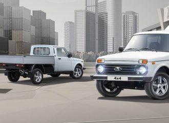 Το νέο πάμφθηνο αγροτικό Lada 4×4 (Niva)