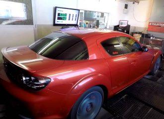 Πόσα άλογα έχει χάσει ένα Mazda RX-8 13 ετών;