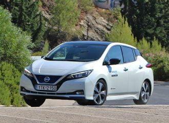 Τα 10 συναρπαστικά δεδομένα του Nissan LEAF