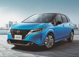 Νέο και αποκλειστικά υβριδικό Nissan Note (+video)