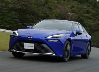 Υδρογονοκίνητη limo το νέο Toyota Mirai (+video)