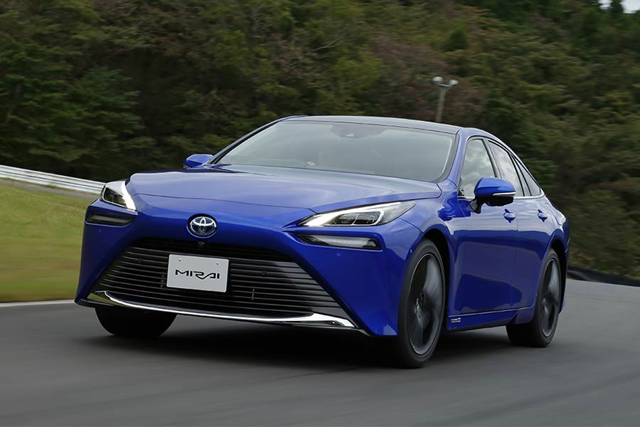 Λιμουζίνα με υδρογόνο το νέο Toyota Mirai (+ βίντεο)