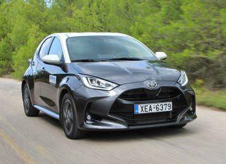 Δοκιμή Toyota Yaris 1.5 λτ. Dynamic Force 125 HP