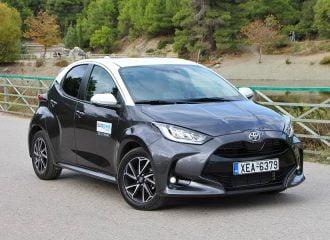 Πρώτη ανάκληση για το νέο Toyota Yaris