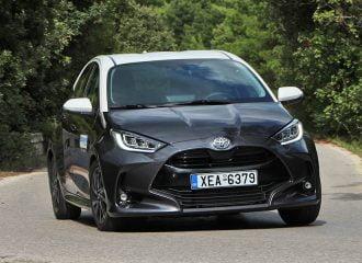 Ποια σφάλματα έχει το νέο Toyota Yaris;