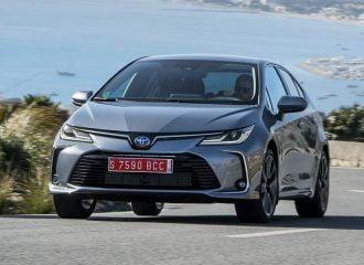 Toyota Corolla με νέο κινητήρα σε χαμηλή τιμή