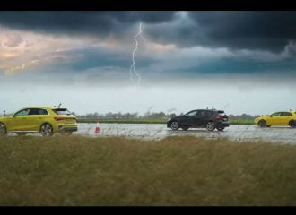 Γερμανική καταιγίδα στα 300+ AWD άλογα (+video)