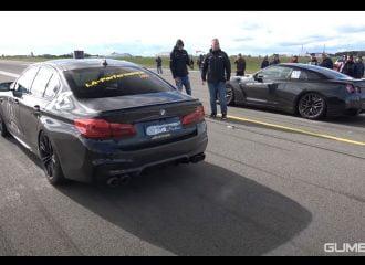 BMW M5 1.100 ίππων διδάσκει σεβασμό (+video)