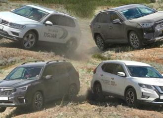 Πόσο εκτός δρόμου πάνε τα δημοφιλή SUV; (+video)