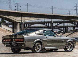 Πόσα δίνατε για την αυθεντική «Eleanor» Mustang;