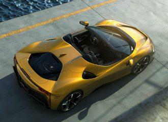Η Ferrari SF90 Spider σου ανοίγει την καρδιά (+video)