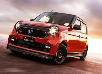 Σαμουράι «baby» το Honda N-One Mugen (+video)