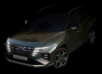 Το νέο Hyundai Tucson N Line ξεπροβάλλει
