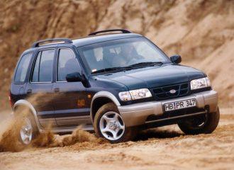 Ποια πρωτιά είχε το Kia Sportage 1ης γενιάς;