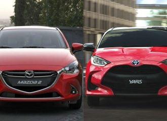 Το νέο Mazda2 θα είναι Toyota Yaris!