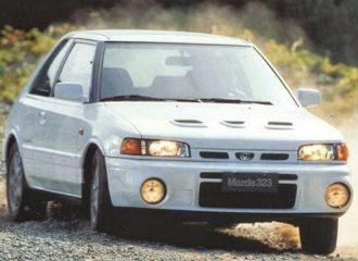 Θυμάστε το Mazda 323 GT-R;