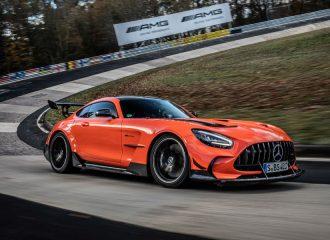 Σοκ και δέος η τιμή της Mercedes-AMG GT Black Series